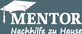 Mentor Nachhilfe Footer Logo