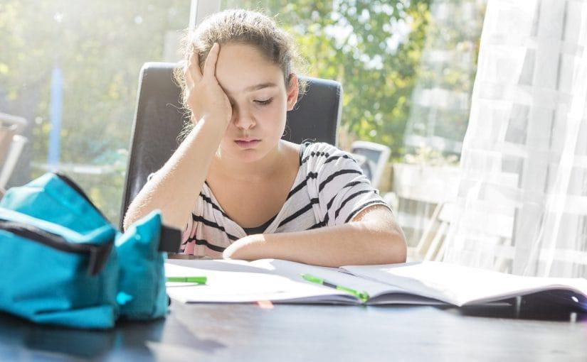 Hausaufgaben: So fördern Sie die Konzentration Ihres Kinds