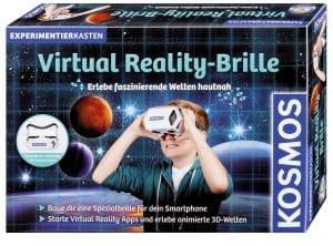 Virtual Reality Brille - sinnvolles Geschenk für Grundschüler