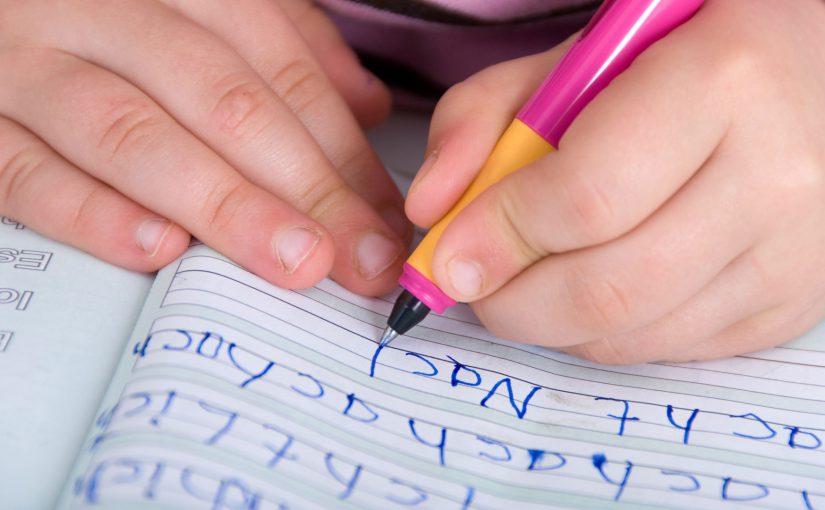 Schreibenlernen: Methodentipps