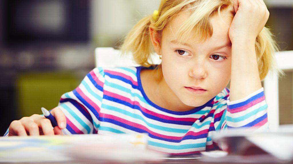 Mein Kind gibt sich keine Mühe beim Schreiben. Was kann ich tun?